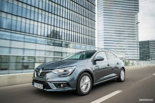 2016 Renault Megane Energy dCi 130 Test Drive: Vive la Révolution!