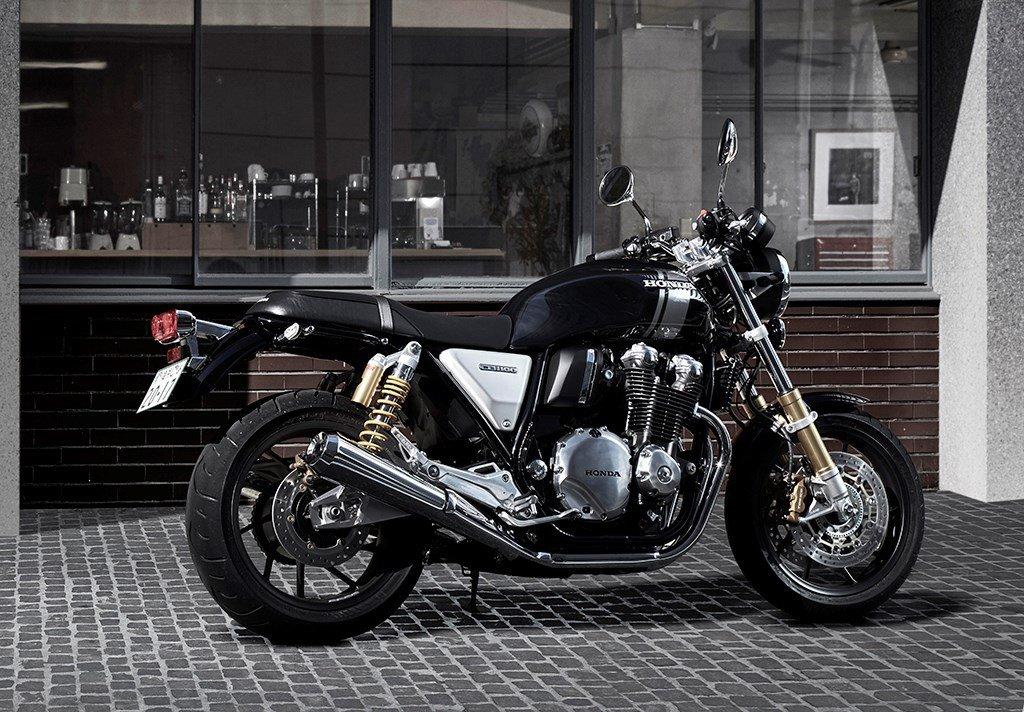 Honda CB1100RS Revealed At Intermot