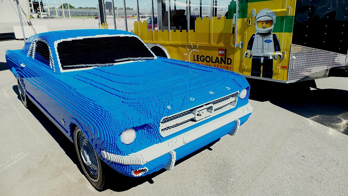 this lego crafted 1964 ford mustang is your 200k pieces dream build. Black Bedroom Furniture Sets. Home Design Ideas