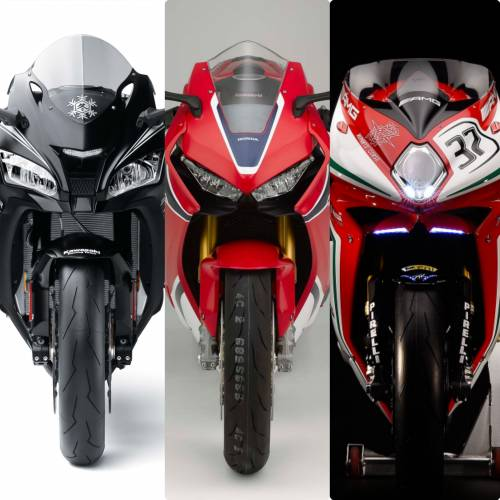 Top Three Most Exclusive Superbikes