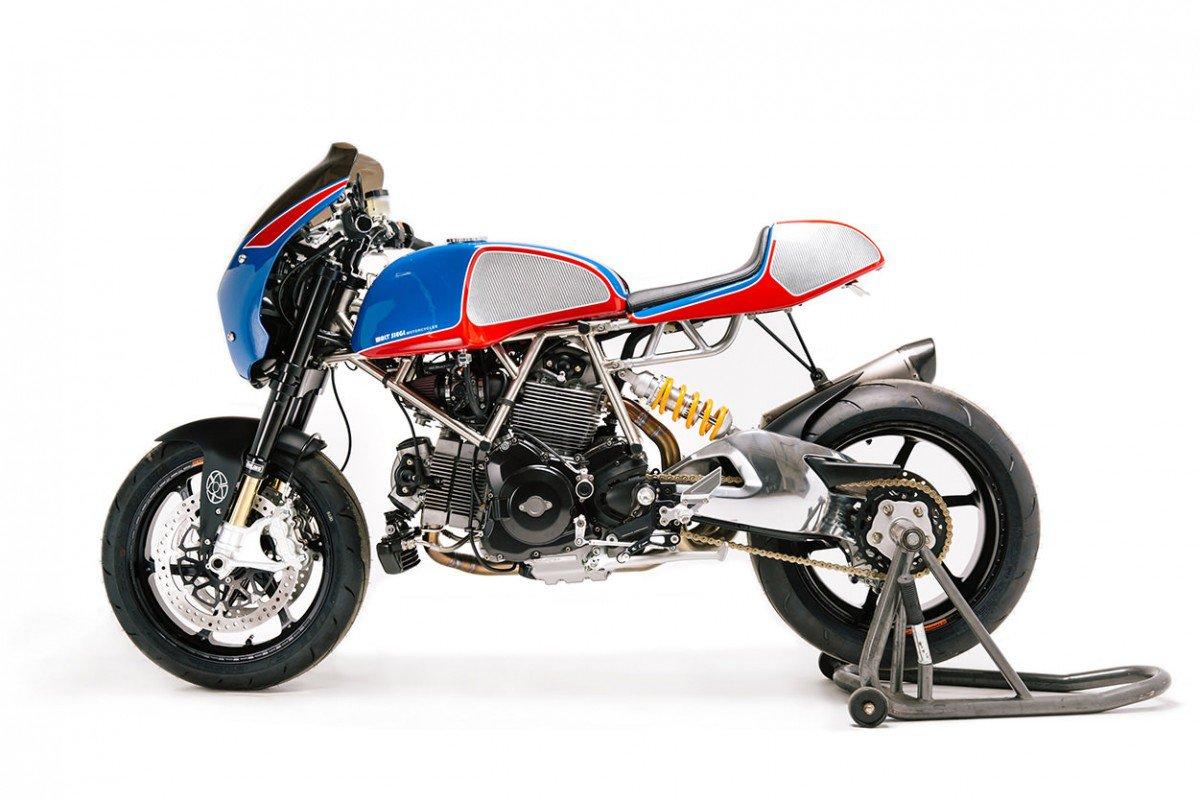 Ducati Monster Leggero Gts Custom Bike Everybody Should Have
