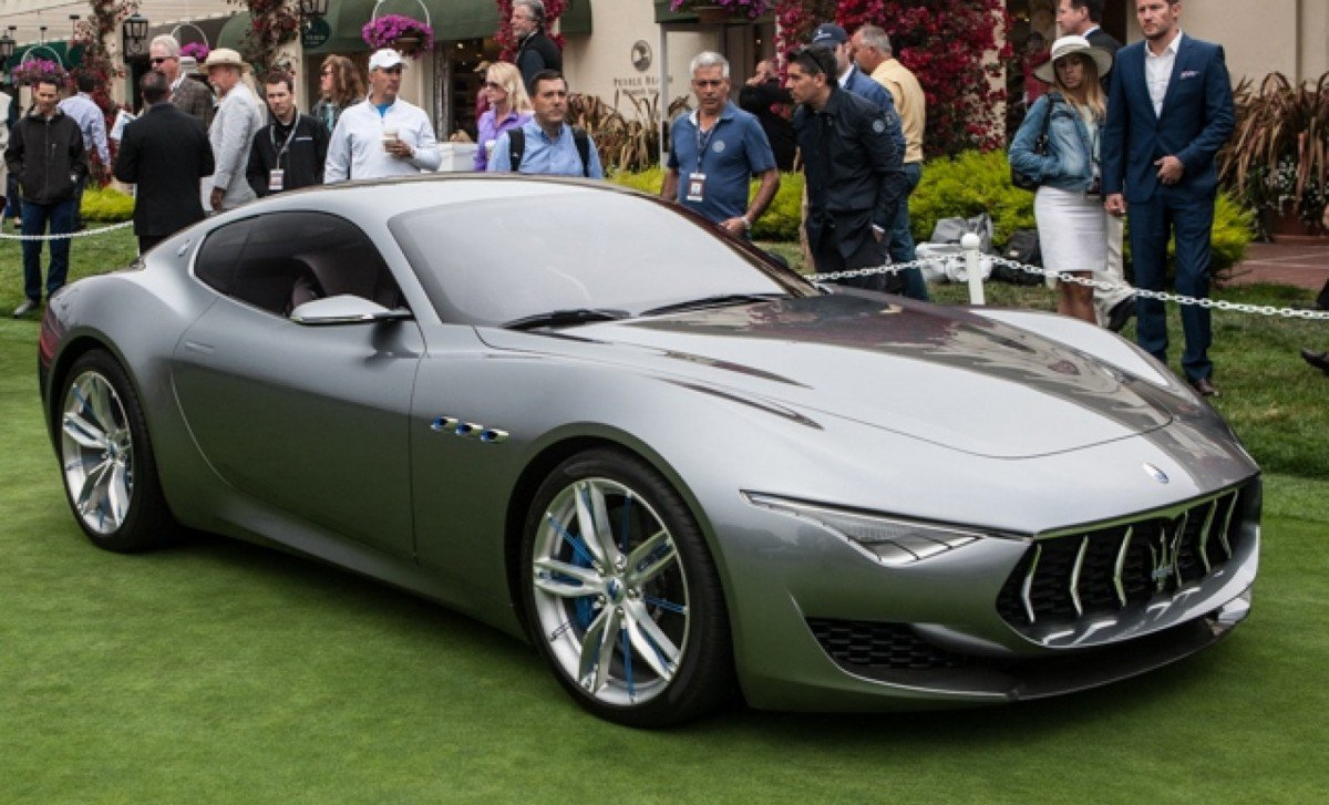 Maserati Alfieri Reportedly Delayed Beyond 2020