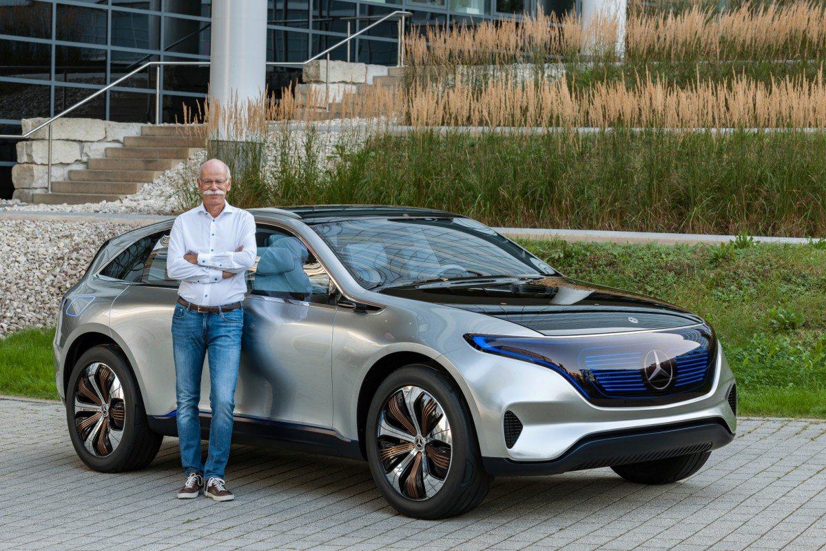 Mercedes benz to build first eq branded ev in bremen by 2020 for Build my mercedes benz