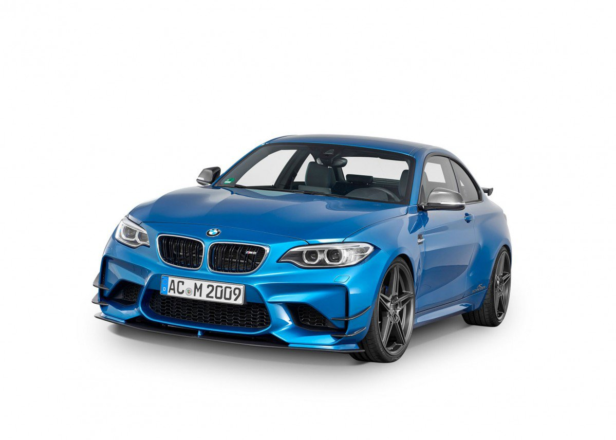 ac schnitzer unleashes bmw m2 39 s potential with 420 ps upgrade carbon. Black Bedroom Furniture Sets. Home Design Ideas