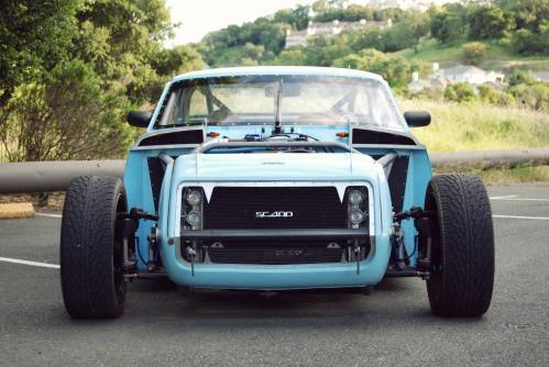Custom 1968 Toyota Corona Found Hot Rod Nirvana in the Afterlife