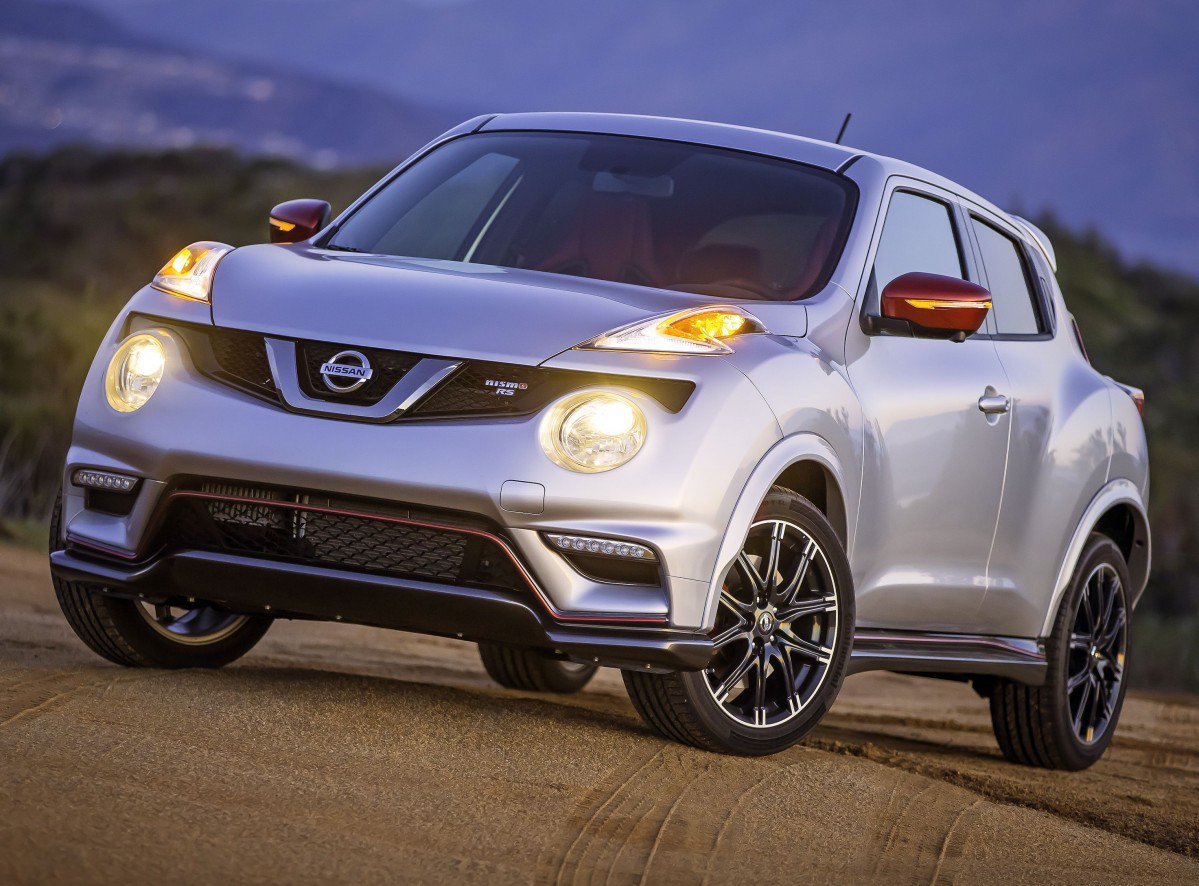 2017 nissan juke priced from 20 250 in the us nismo rs version star. Black Bedroom Furniture Sets. Home Design Ideas