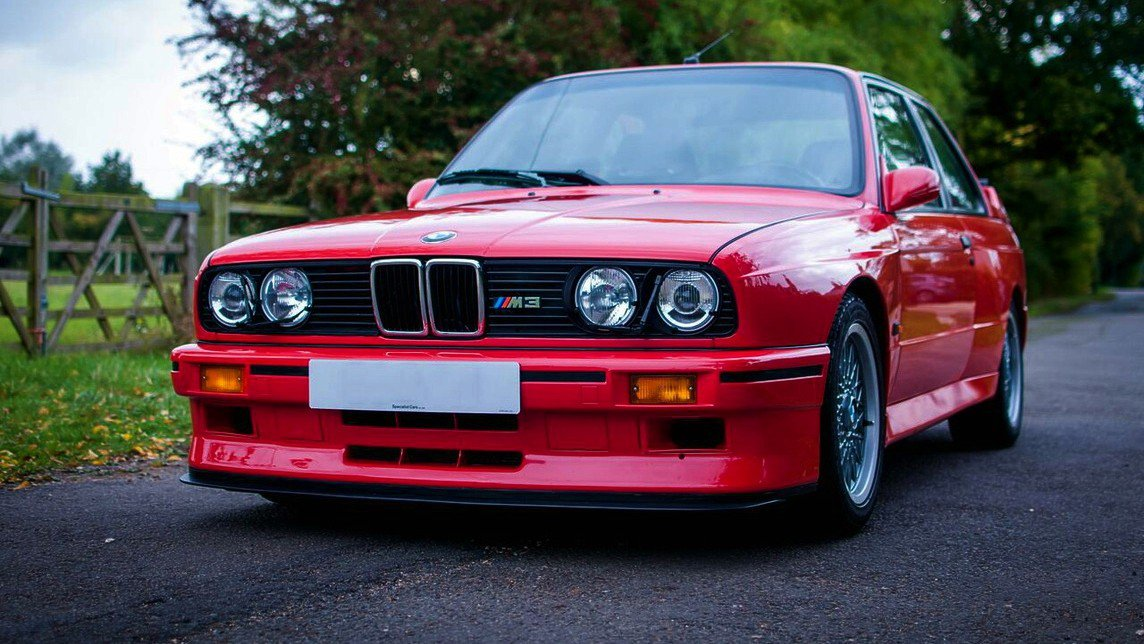 So How Does 140k For A 26 Years Old BMW M3 Evo III Sound
