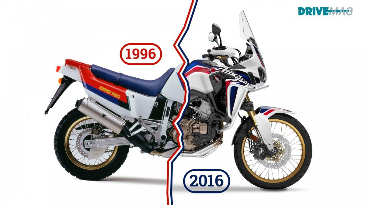 How The Big Adventure Motorcycles Changed In 20 Years