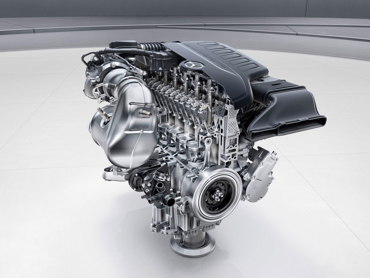 Facelifted 2017 mercedes benz s class to debut new 3 0l for Mercedes benz engines specifications