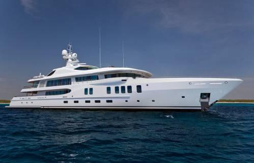 Dutch Builder Amels Announces The Sale Of New 67m Superyacht