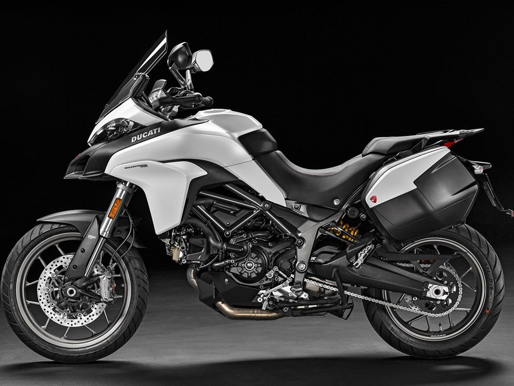 new ducati multistrada 950 revealed. Black Bedroom Furniture Sets. Home Design Ideas