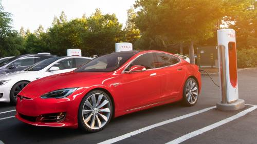 Some Tesla Owners Will Pay a Fee to Use the Supercharger