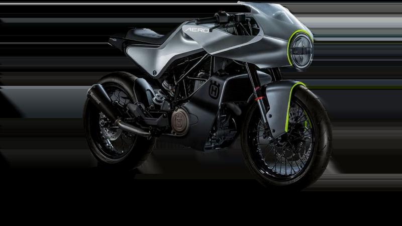 This Husqvarna Vitpilen 401 Aero Concept Is Mind-Blowing