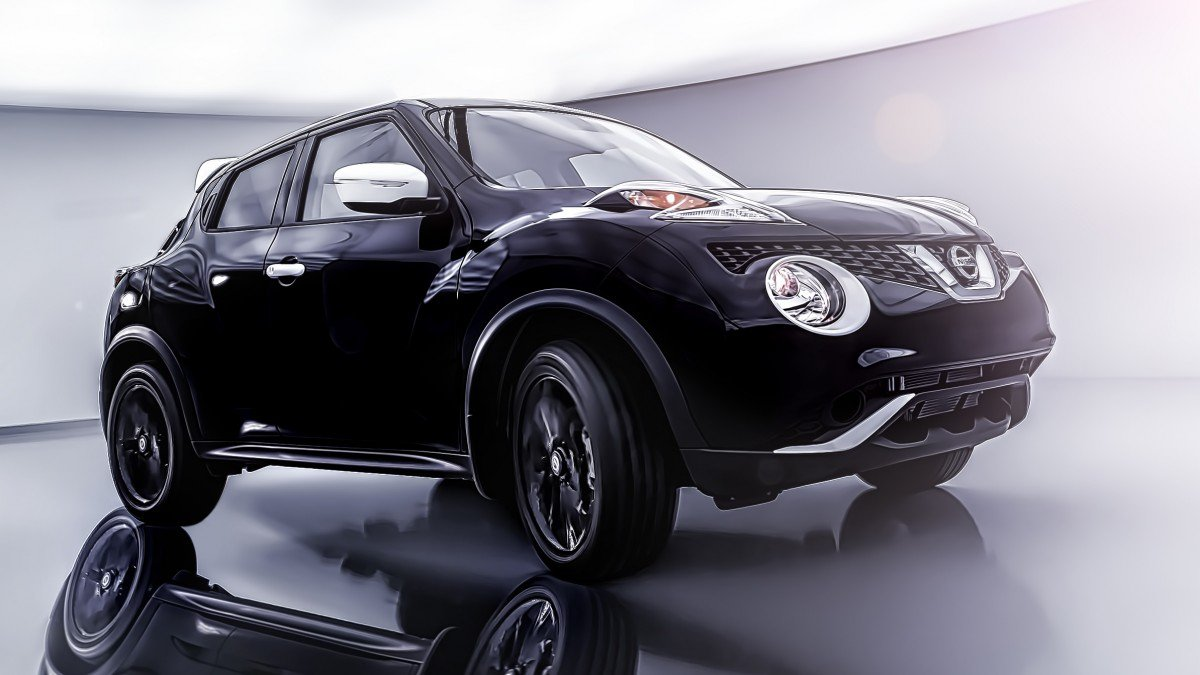 2017 nissan juke black pearl edition postpones the inevitable. Black Bedroom Furniture Sets. Home Design Ideas
