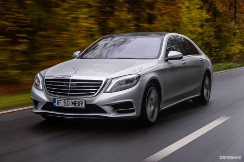 2016 Mercedes-Benz S 350 d 4MATIC L Test Drive - Still the Default Luxury Sedan