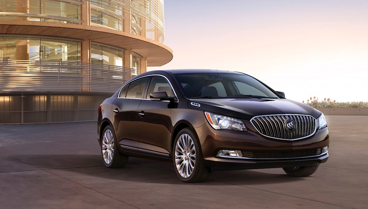 Buick lacrosse 2011 2013 best used cars