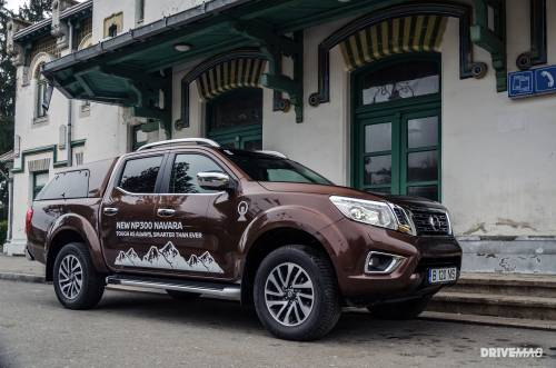2016 Nissan Navara NP300 190 PS Tekna AT Test Drive - Tech-Infused Yet Familiar Ruggedness