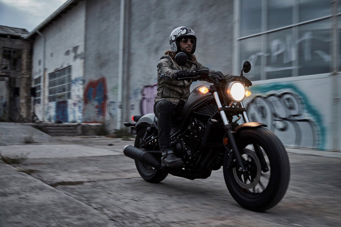 2017 Honda Rebel Y Generation Small Cruiser Bike