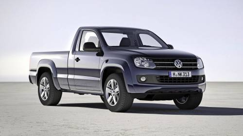 The US of A Might Get a VW Pickup, Probably an Adapted Amarok