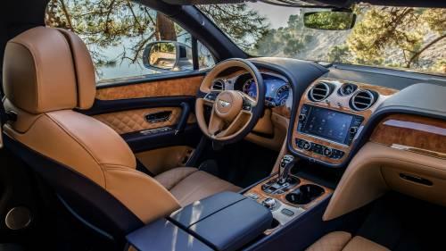 Bentley Bentayga Recalled Due to Sloppy Manufacturing
