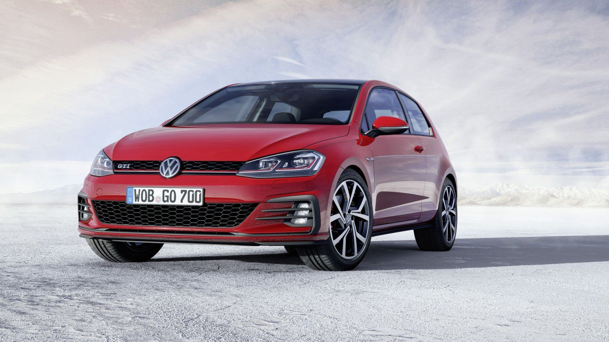 2017 Volkswagen Golf Facelift Starts At EUR17850 Configurator Says EUR19625