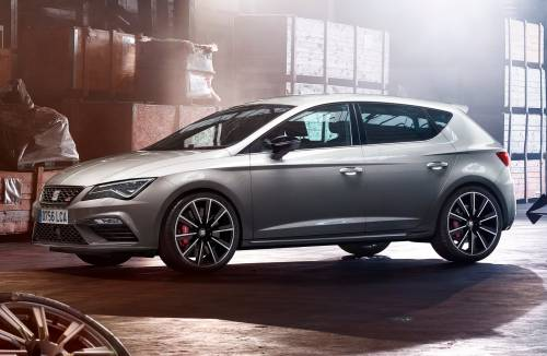 2017 SEAT Leon Cupra 300 Grows Some Muscle, Brains