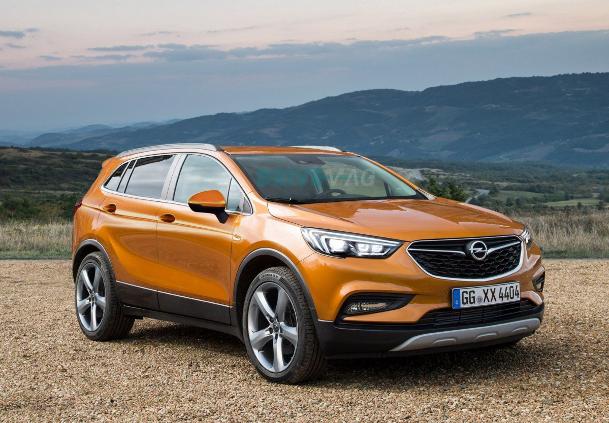 Ford Suv Models >> Opel Grandland X, Crossland X and Mokka X: Joining the SUV Madness