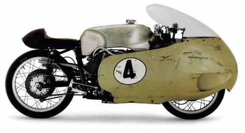 1955 Moto Guzzi V8 - Ottocilindri Madness