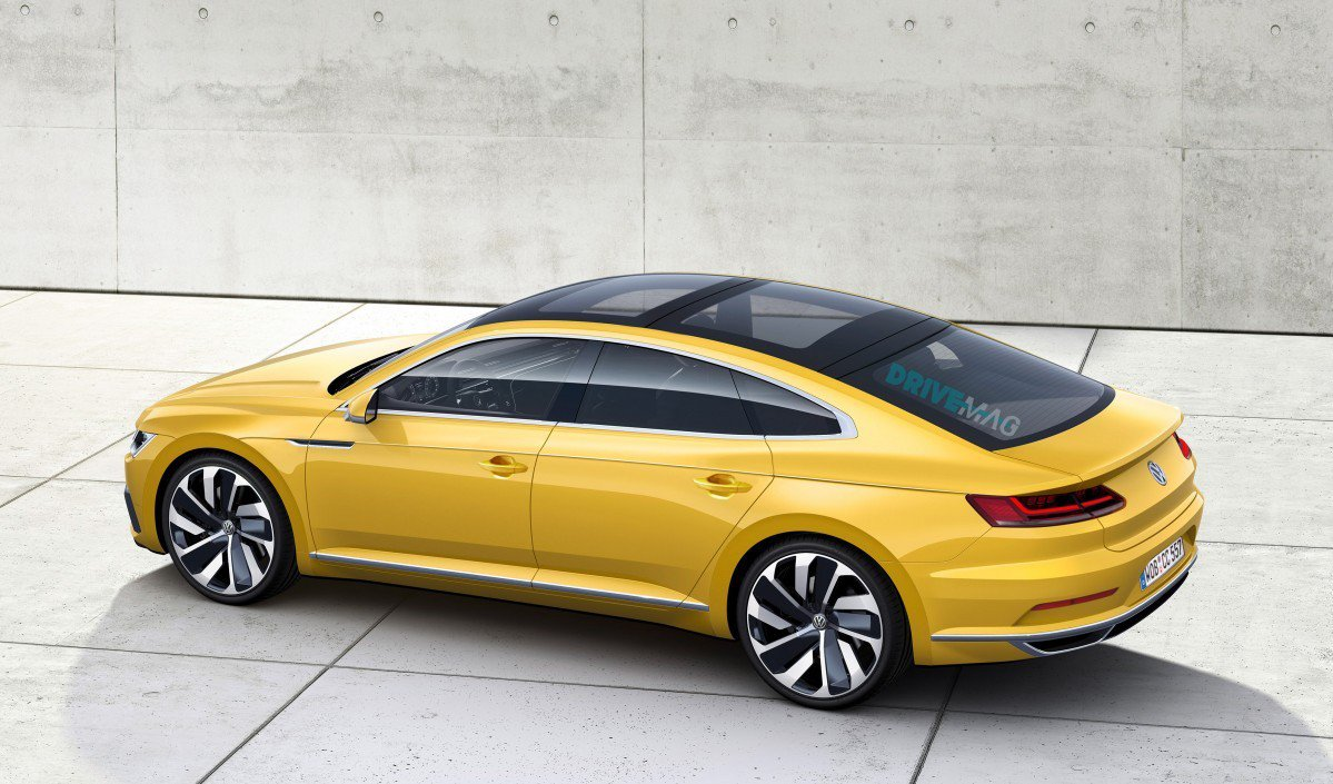 volkswagen arteon reportedly in line for shooting brake version. Black Bedroom Furniture Sets. Home Design Ideas