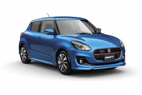 All-New 2017 Suzuki Swift Shows Up Online Before Geneva Motor Show Debut