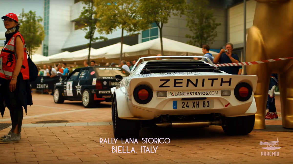 Ever Wondered What It\'s Like to Compete in a Lancia Stratos?