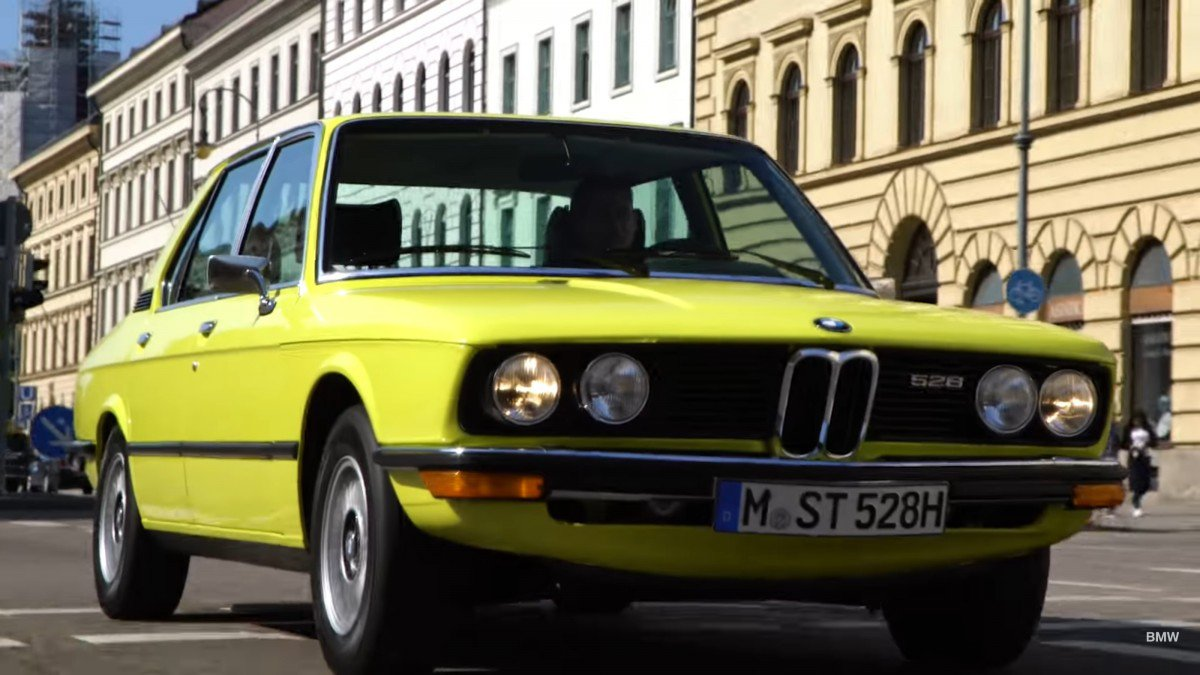 ... Video Treat: How BMW Made History With Its 5 Series E12 And E28 Models  ...
