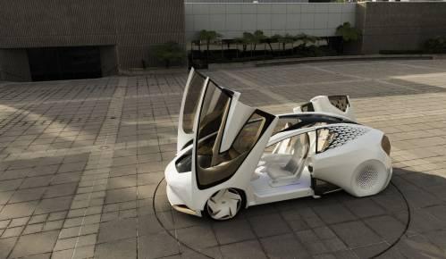 Toyota Concept-i Finally Makes Autonomous Cars Fun