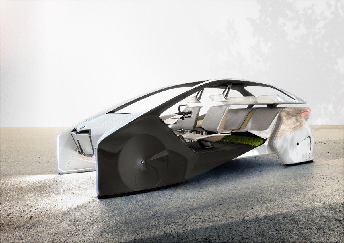 bmw i inside future sculpture imagines a car interior of times to com