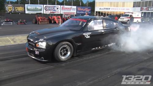 1,500 HP Dodge Charger Is The New HEMI World Record Holder