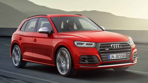 2018 Audi SQ5 Enters Detroit with V6 TFSI Charisma, Runs from 0 to 60 in 5.1 Seconds