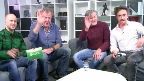 The Grand Tour Presenter Trio Tries Forza Horizon 3 Driving Game