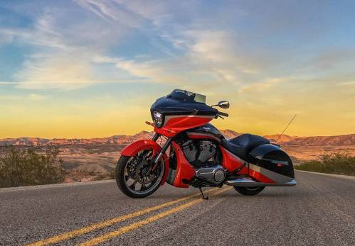 Victory Motorcycles: from V92C to Death