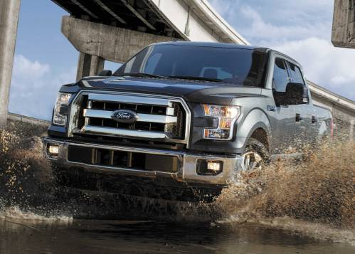 Top 20 Best-selling US Cars and Trucks in 2016