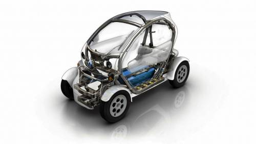 Renault Is Making Twizy's Software Available for Everyone