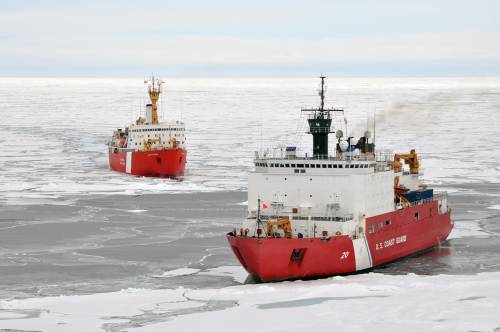 The Largest Ice Breakers in the World