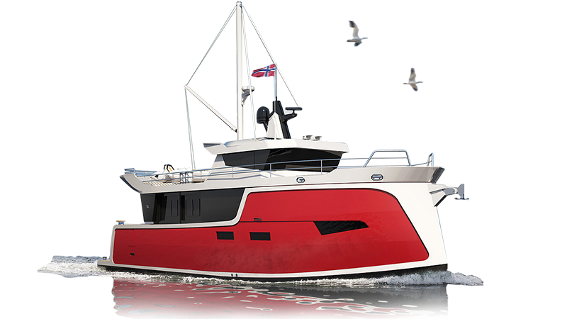 Trondheim 40 is the First Electric Powered Trawler
