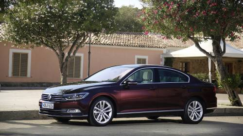 The Only 200+HP 2.0-Liter Diesel Sedans You Can Buy Today