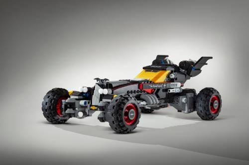 Chevrolet's Lego Batmobile Speedwagon Can Kick the Brick Out of Every Villan