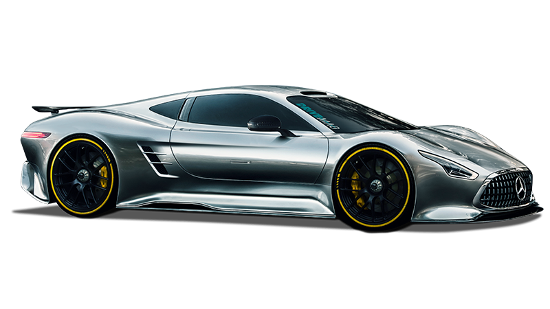 Mercedes-AMG Has a Name for Its Hypercar: Project One