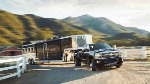 Chevrolet Silverado 2500/3500 HD (2014-on): Review, Problems and Specs