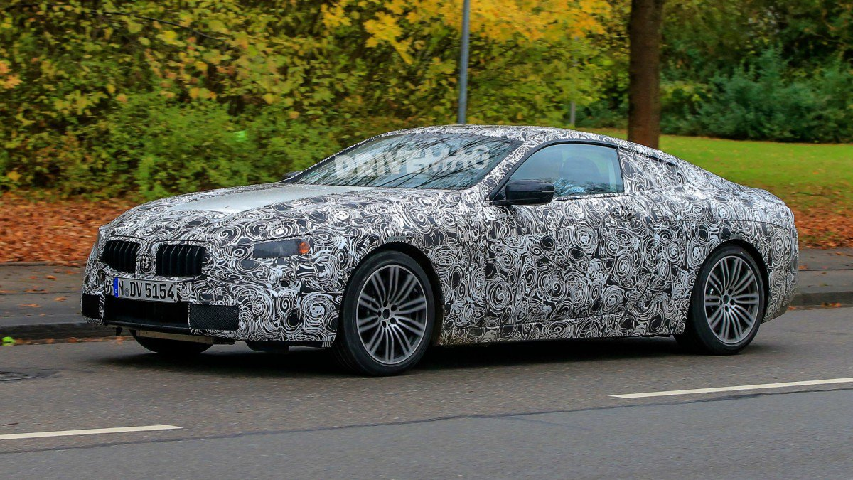 2018 Bmw 8 Series What We Know So Far