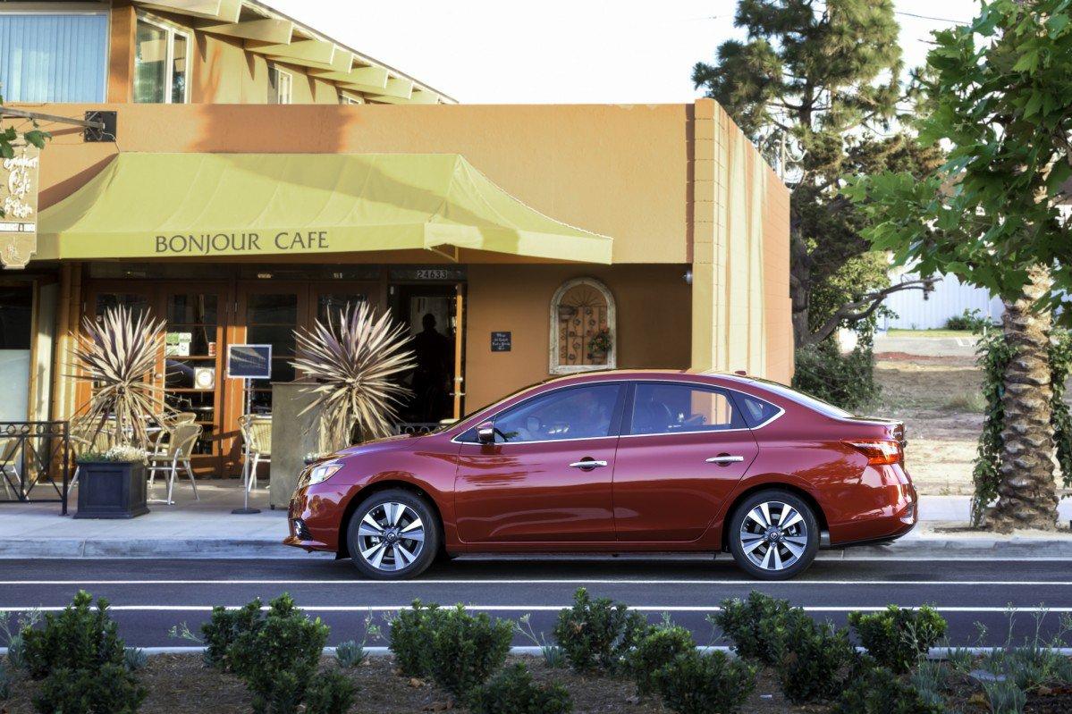 Nissan Sentra B17 2012 Present Review Specs Problems