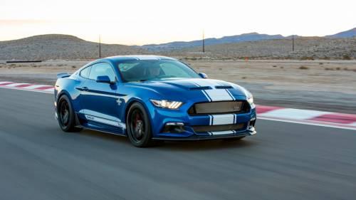 2017 Shelby Mustang 50th Anniversary Super Snake Bites Hard