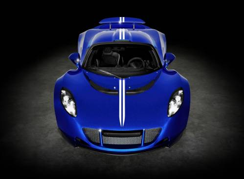 """Hennessey Retires the Venom GT with """"Final Edition"""" Model"""